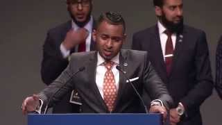 Gambar cover Ahmed Mukhtar promoted to SVP - ACN Rome 2015 full version