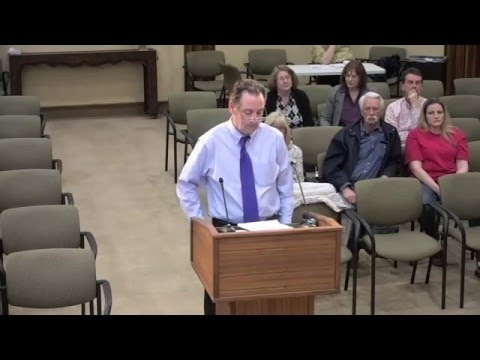 Provo Municipal Council Meeting - March 1, 2016