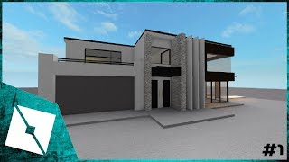 ROBLOX Studio | Modern House [Building] #1
