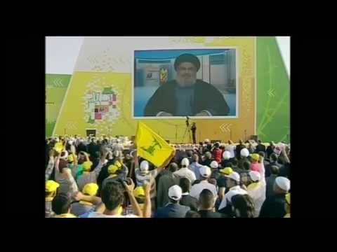Nasrallah: Hezbollah will step up presence in Syria as needed    Al manar, Reuters