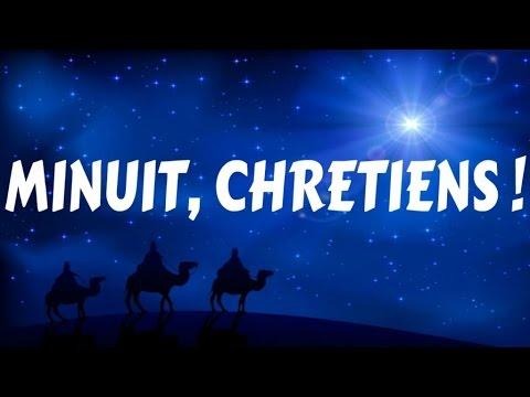 Minuit, Chrétiens ! - Chant De Noël Avec Orgue