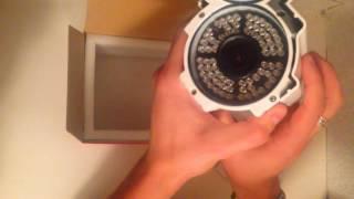 Обзор аналоговвой камеры Oltec LC 364VF