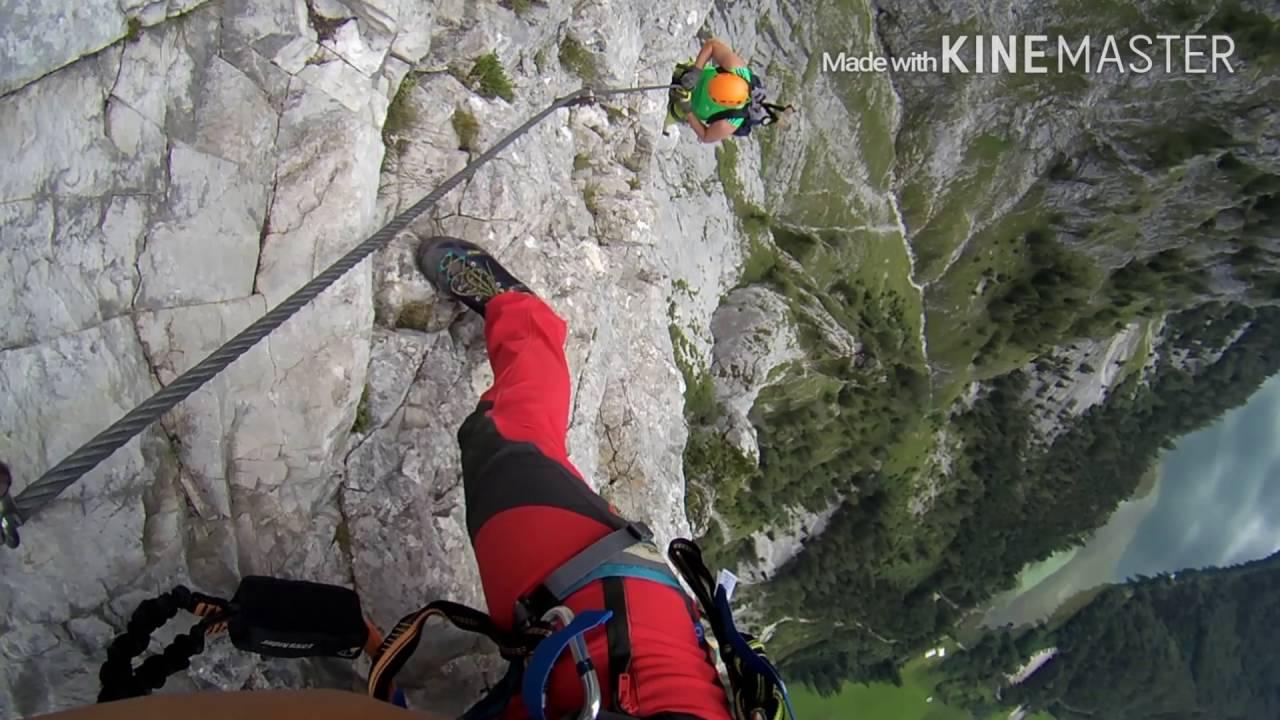 Franz Josef Klettersteig : Fotogalerie tourfotos fotos zur klettersteig tour hochblaser