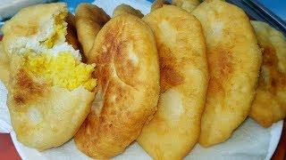 Пирожки с Нутом, цыганка готовит.😀👍 Постные пирожки. Gipsy cuisine.
