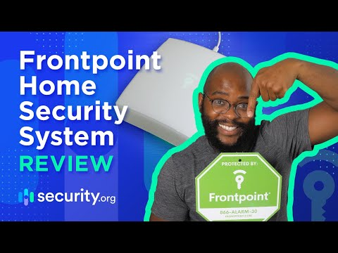 Frontpoint Home Security Review 2020