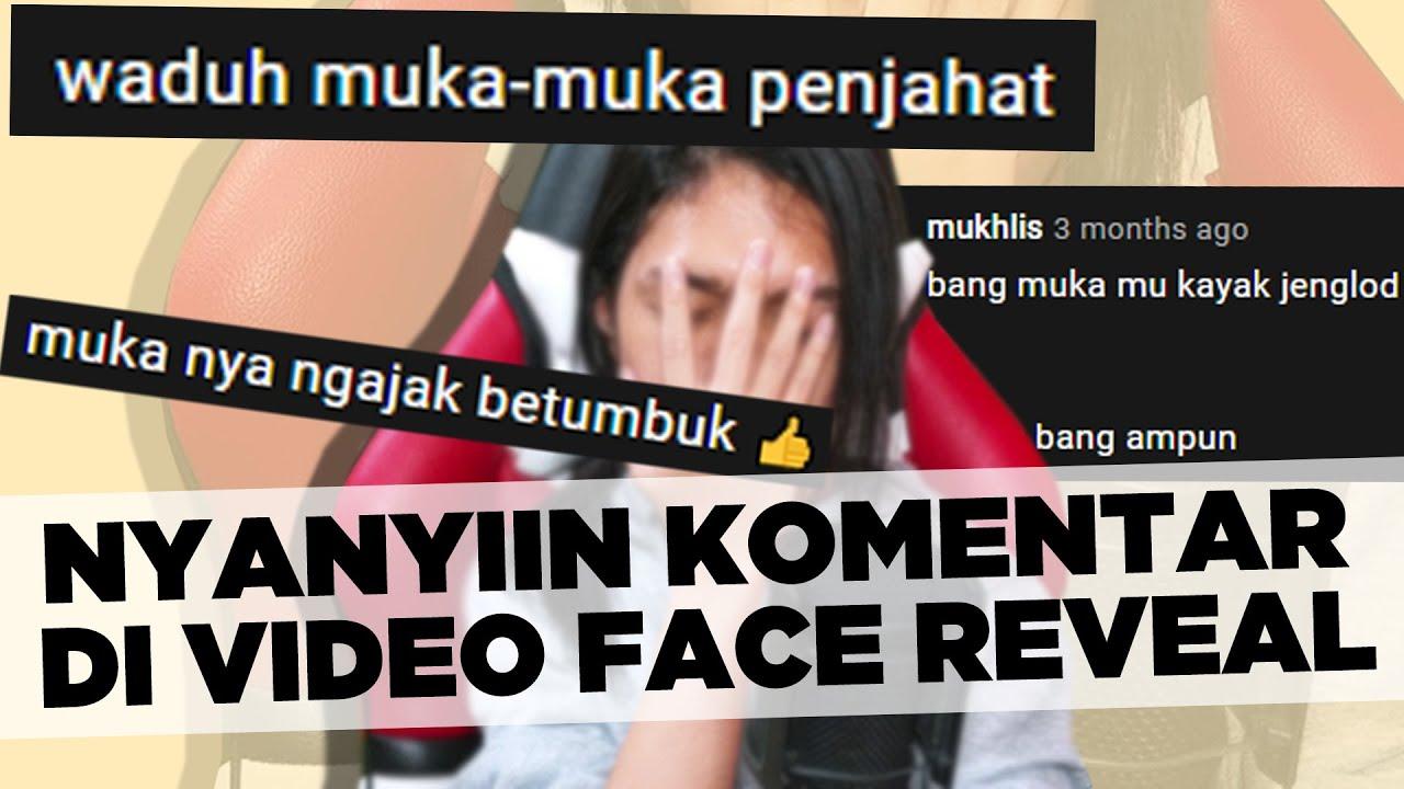 Nyanyi lagu KOMENTAR di video FACE REVEAL & Menjawab (sedikit) pertanyaan QnA (bad ending)