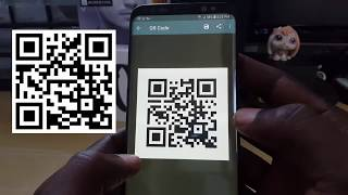 How to create a QR code using your Smartphone
