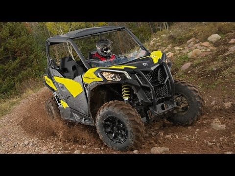 2018 Can-Am Maverick Trail Review