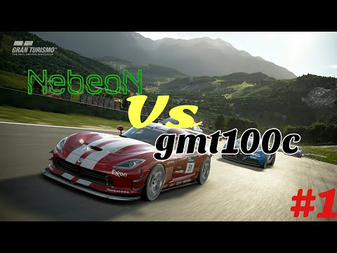 Состязание двух рукожопов в Gran Turismo™SPORT ▶Crazy Gamers ▶ #1