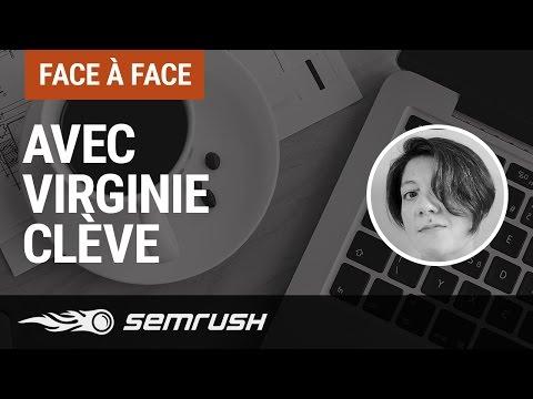Face à Face Avec Virginie Clève