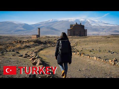 Solo Traveling to Far East Turkey - Armenia's Border