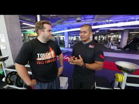 7DAYS visit the largest gym in the Middle East - Fit Republik