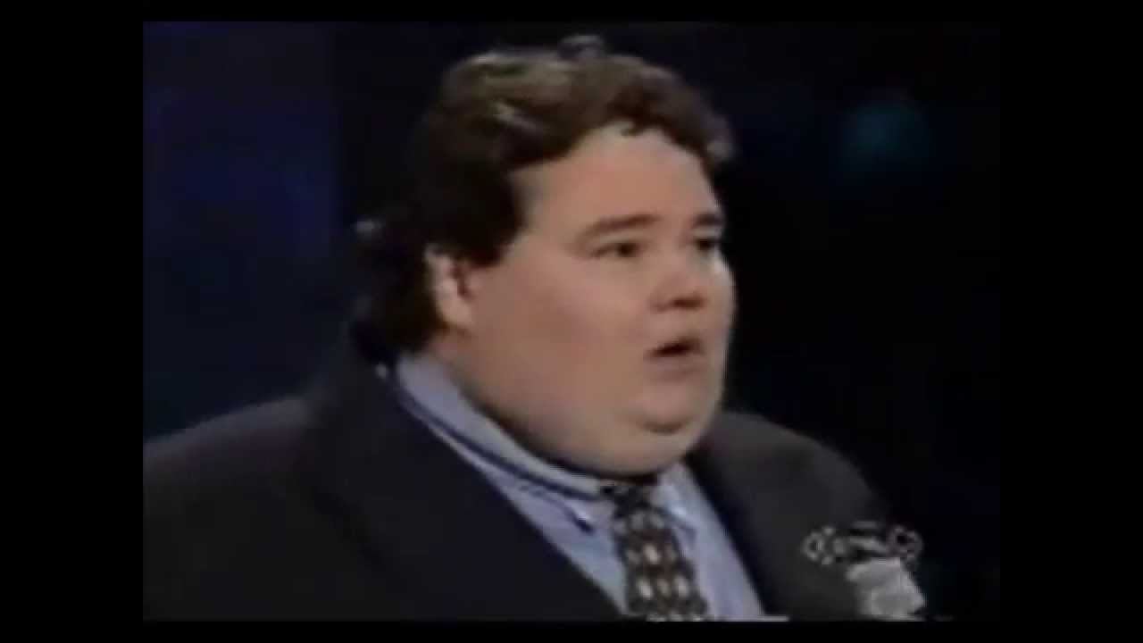 "John Pinette - Chinese Buffet ""You here four hour!"""