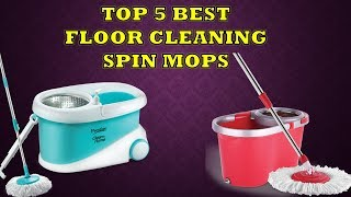 Best Floor Cleaning Spin Mops - Full Review with Price List