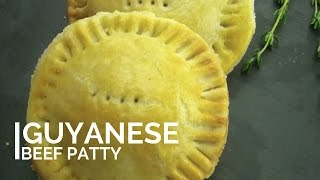 Guyanese Beef Patty: Step by Step