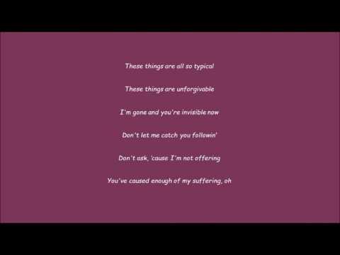 Kate Voegele   99 Times Lyrics