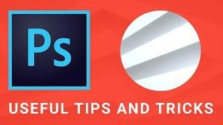 Полезные приемы и техники фотошопа (Photoshop tips and tricks)