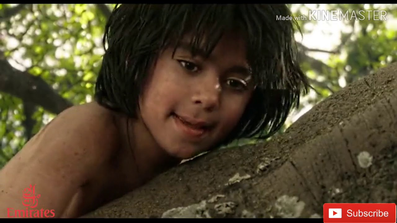 Download The jungle book (2016) getting the honey scene very funny (Hindi)