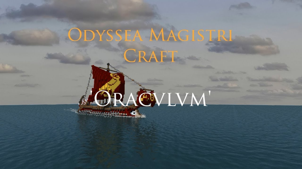 Odyssea Magistri Craft (Magister Craft's Odyssey) - 4 - Oraculum