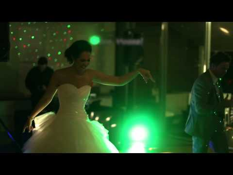 Not your typical Wedding Dance