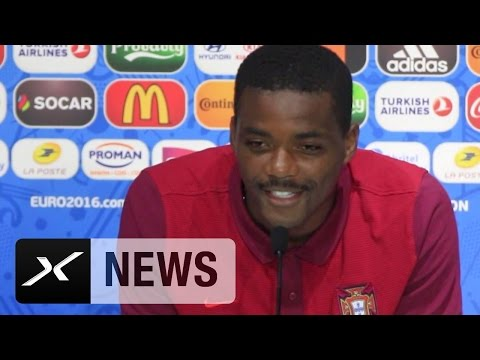 "William Carvalho: ""Cristiano Ronaldo arbeitet hart"" 
