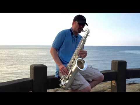 Amazing Grace (Darren Rahn playing the P. Mauriat 66RSS Saxophone & Everton Evidence Mouthpiece)