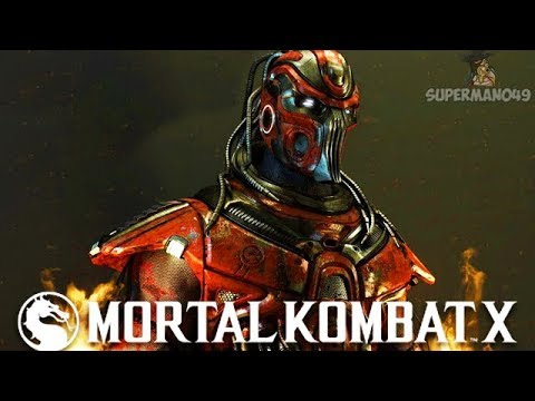 THE HOT RETURN OF SEKTOR THE ROBOT OF HYPE! - Mortal Kombat X