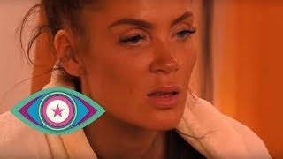Während Janine an eine Beziehung glaubt, ist Tobi sich nicht sicher | Promi Big Brother 2019 | SAT.1