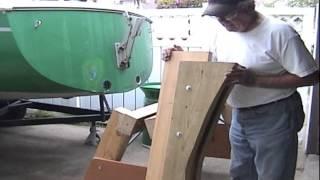 Chrysler C22 Boat Cradle