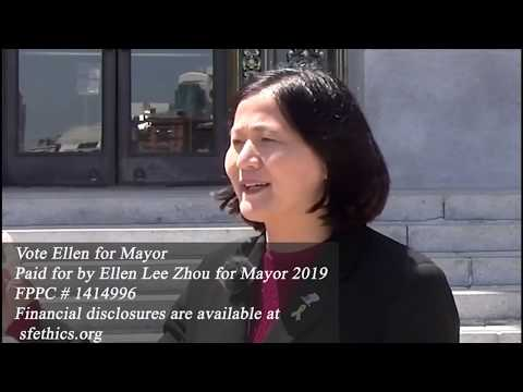 Ellen Lee Zhou Is The Solution To Take Back San Francisco