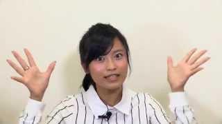 小島瑠璃子さんより「ちばアクアラインマラソン 2014」大会参加者へ...