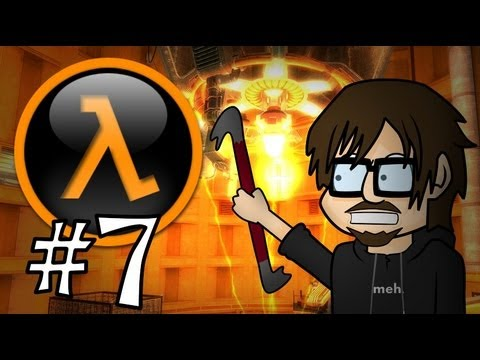 Jamal Plays With Himself - Half Life: Source - Ep. 7 - Militurry