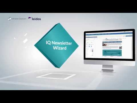 IQ eNewsletter Wizard