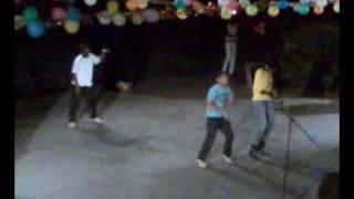 Indian Dance Program in Gambia.3gp