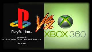 Play Station vs. Masked Xbox
