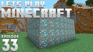 iJevin Plays Minecraft - Ep. 33: DIAMOND HORDE! (1.15 Minecraft Let's Play)