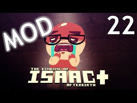 Afterbirth+ Mod Spotlight! - Episode 22 - King Saul