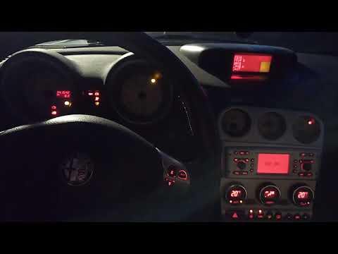 Alfa JTD engine won't start, VDC error, CODE error, heating glow plug indic. won't turn off