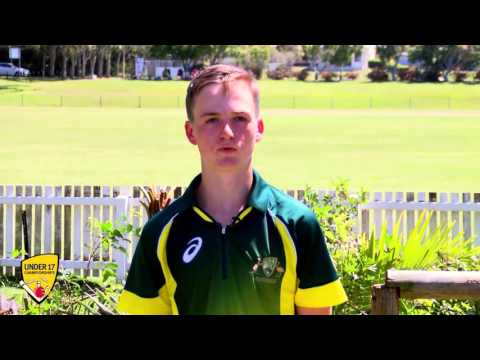 In FOCUS - Austin Waugh (Cricket Australia XI)
