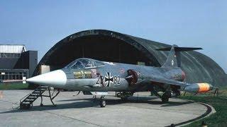 Starfighter F-104 Marine  __   Jagel Kropp