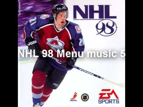 NHL 98  Menu music 5