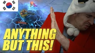 ANYTHING BUT THIS! I'VE MADE A DREADFUL MISTAKE - Cowsep