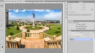 Как подготовить изображения к печати в программки фотошоп и распечатать  на нескольких листах!