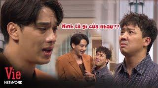 Cười ra nước mắt với mối tình đam mỹ ngang trái của Trấn Thành - Thuận Nguyễn   Ơn Giời Cậu Đây Rồi