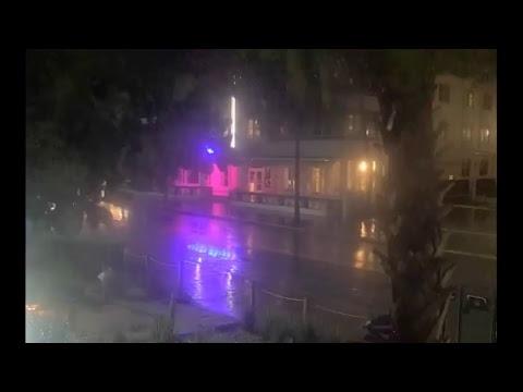 Miami Ocean Drive Live cam 9/9/17