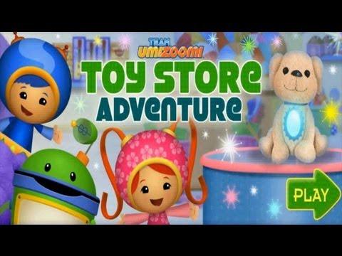 Team Umizoomi - Toy Store Adventure