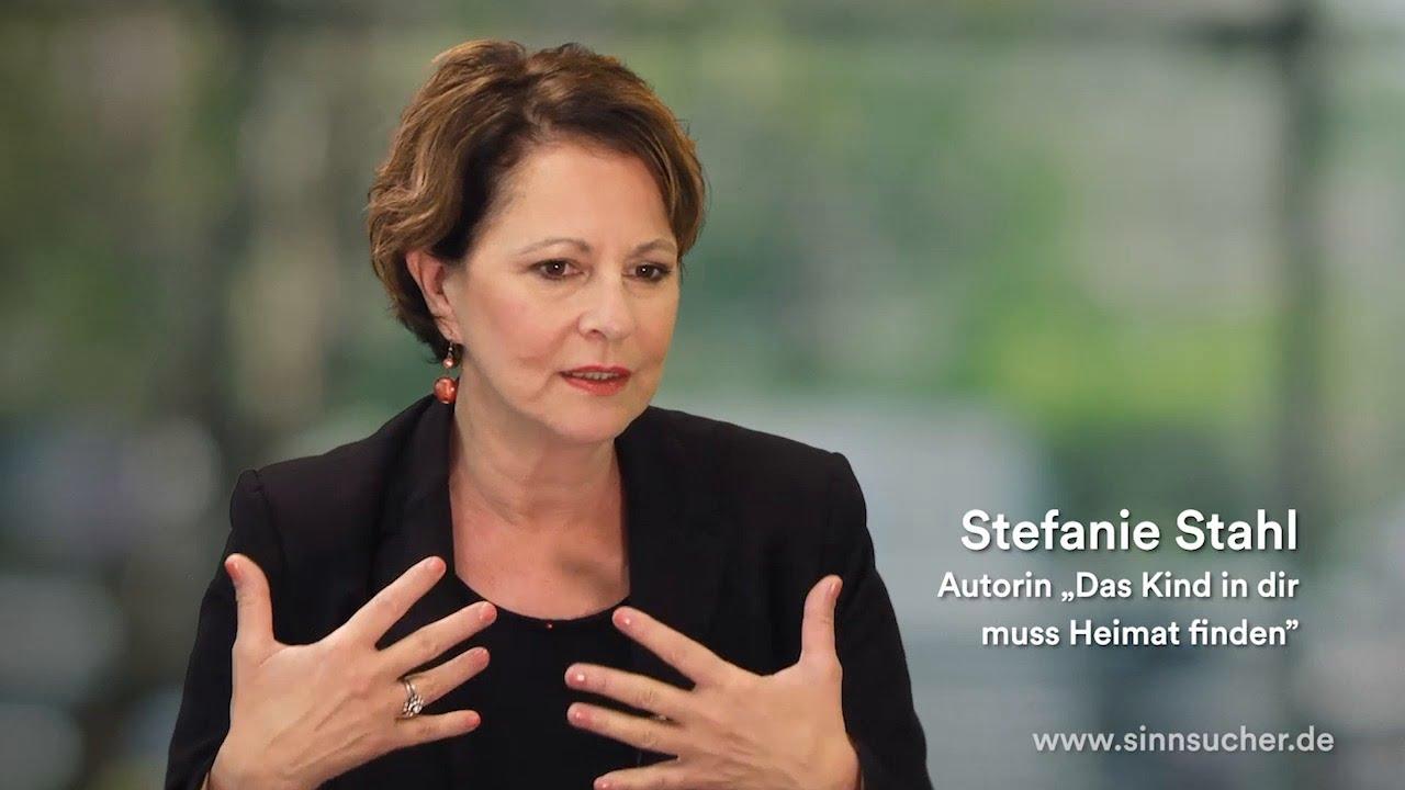 Das Kind In Dir Muss Heimat Finden Stefanie Stahl Uber Ihre Arbeit Als Psychologin Sinnsucher De Youtube