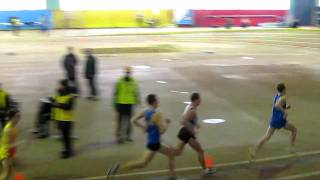 Лёгкая атлетика. Молдова. 800м. (22.01.2011).MOV