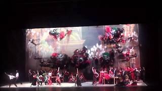 La Traviata finale secondo estratto coreografie di Valentina Escobar estate 2019