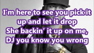 Slow It Down-The-Dream Ft. Fabolous (Lyrics)
